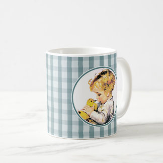 Baby's First Easter. Vintage Baby Easter Gift Mugs