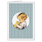 Baby's First Easter. Vintage Baby Greeting Cards