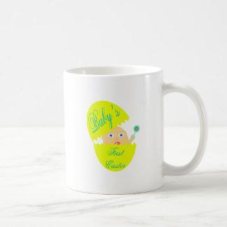 Baby's First Easter-Yellow Coffee Mug