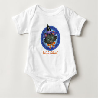 Baby's First Halloween Baby Jersey Bodysuit