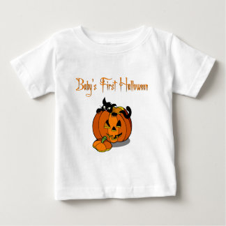 Baby's First Halloween Baby T-Shirt