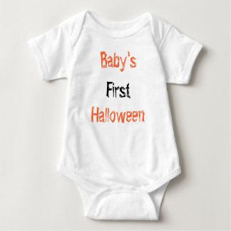 Baby's first Halloween by Jessica In Seattle Shirt