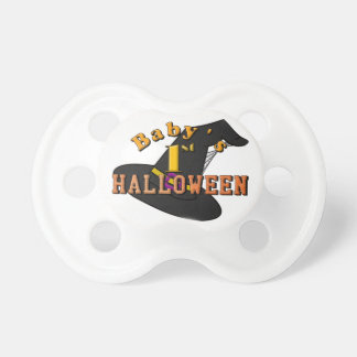 Baby's First Halloween Pacifier