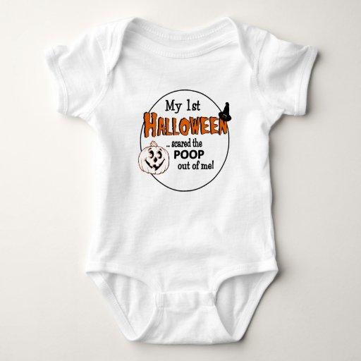 Baby's First Halloween T-shirt