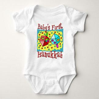 Baby's First Hanukkah Baby Bodysuit