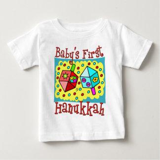 Baby's First Hanukkah T Shirt