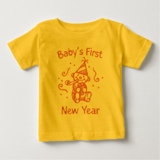 Baby's First New Year T-shirt
