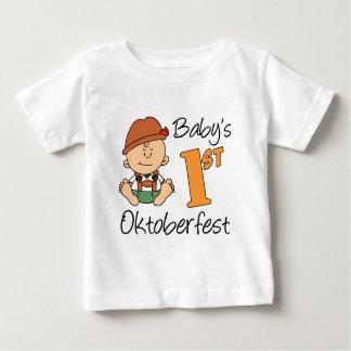 Baby's First Oktoberfest Baby T-Shirt