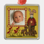 Babys First Photo Christmas Tree Ornament