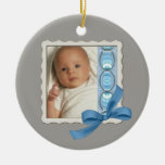 Babys First Photo Ornaments