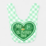 Baby's First St. Patrick's Day Infant Bib