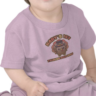 Baby's First Thanksgiving Infant T-Shirt