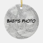Baby's First Thanksgiving ornament
