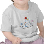 Baby's First Winter Personalized Shirt