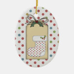 Baby's First Xmas Gift Tag Ornament
