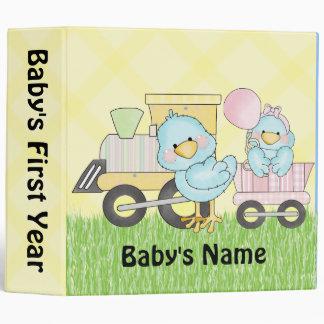 """Baby's First Year 2"""" Binder"""