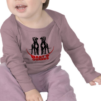 Baby's Guards Tshirts