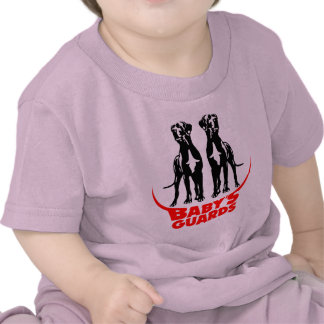Baby's Guards T Shirt