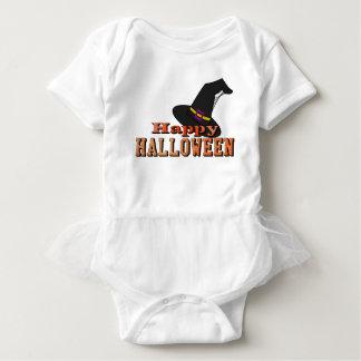 Babys Happy Halloween Baby Bodysuit