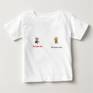 Baby's Infant T-shirt with cool cartoon design