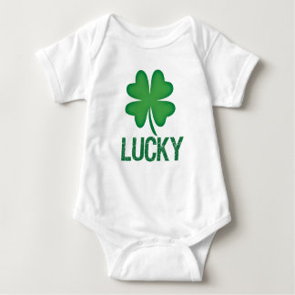 Baby's Lucky St.Patrick's Day shirt