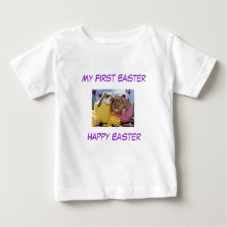 Baby's - My First Easter Design-4 Baby T-Shirt
