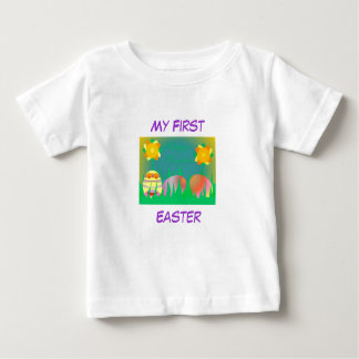 Baby's - My First Easter, Design-8 Baby T-Shirt