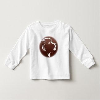 Baby's Newfoundland Dog T-Shirt Toddler Dog Shirts