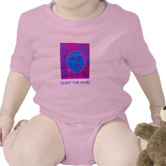 Babys onsie -quiet the mind t-shirts