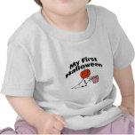 Babys primer Halloween Camisetas