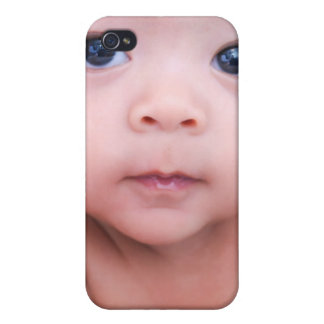 Baby's Spotlight iPhone 4/4S Cases