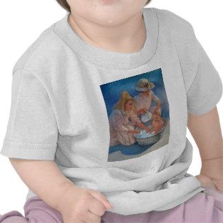Baby's Summer Bath T-shirt