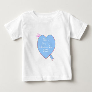 Baby's very 1st Valentines Day Baby T-Shirt
