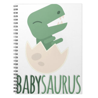 Babysaurus Notebook