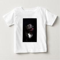 Baby herdsman Bullet black Baby T-Shirt