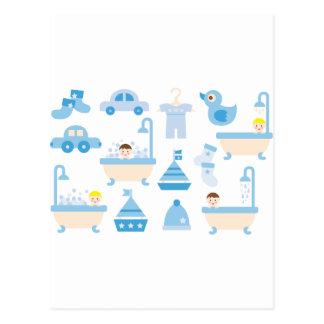 BabyShower2 Postcard