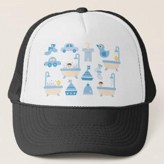BabyShower2 Trucker Hat