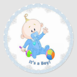 BabyShower sticker