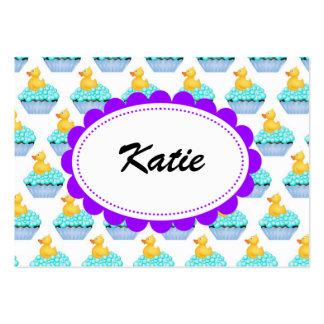 Babysitter / Dog Sitter - SRF Large Business Card