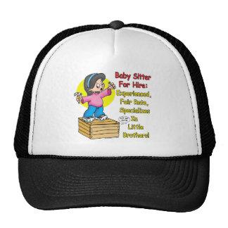 Babysitter for Hire! Trucker Hat
