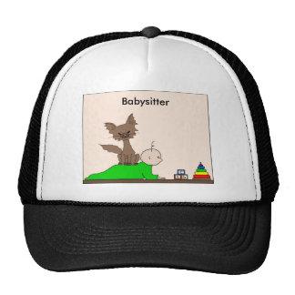 Babysitter - Pepper the Cat (Meet the Mews) Trucker Hat
