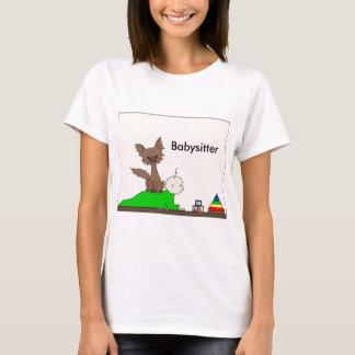 Babysitter - Pepper the Cat (Meet the Mews) T-Shirt
