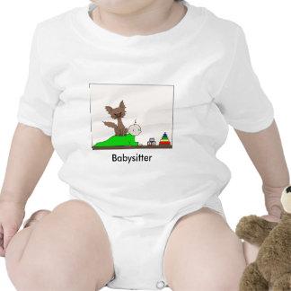 Babysitter - Pepper the Cat (Meet the Mews) Shirt