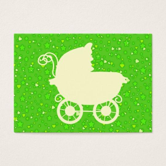 Babysitter - SRF Business Card