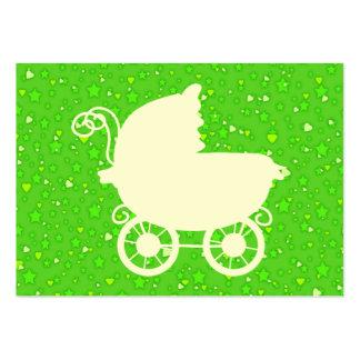 Babysitter - SRF Large Business Card