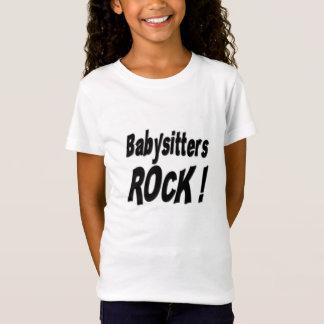 Babysitters Rock! T-shirt