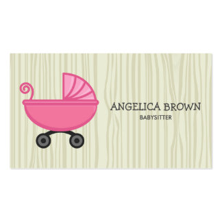 Babysitting Business Card Pack Of Standard Business Cards