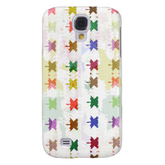 Babysoft Butterfly Patterns for Adults Samsung Galaxy S4 Case