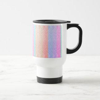 Babysoft Spectrum : Silver Foil Embossed Artwork Travel Mug