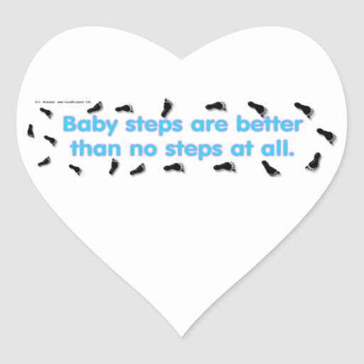 BabySteps Stickers